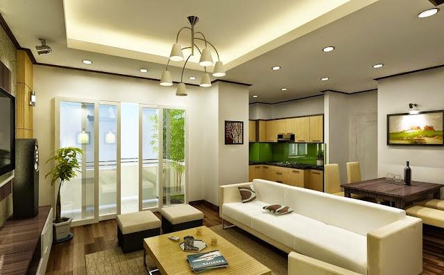 Thiết kế sang trọng và tinh tế của căn hộ Anland