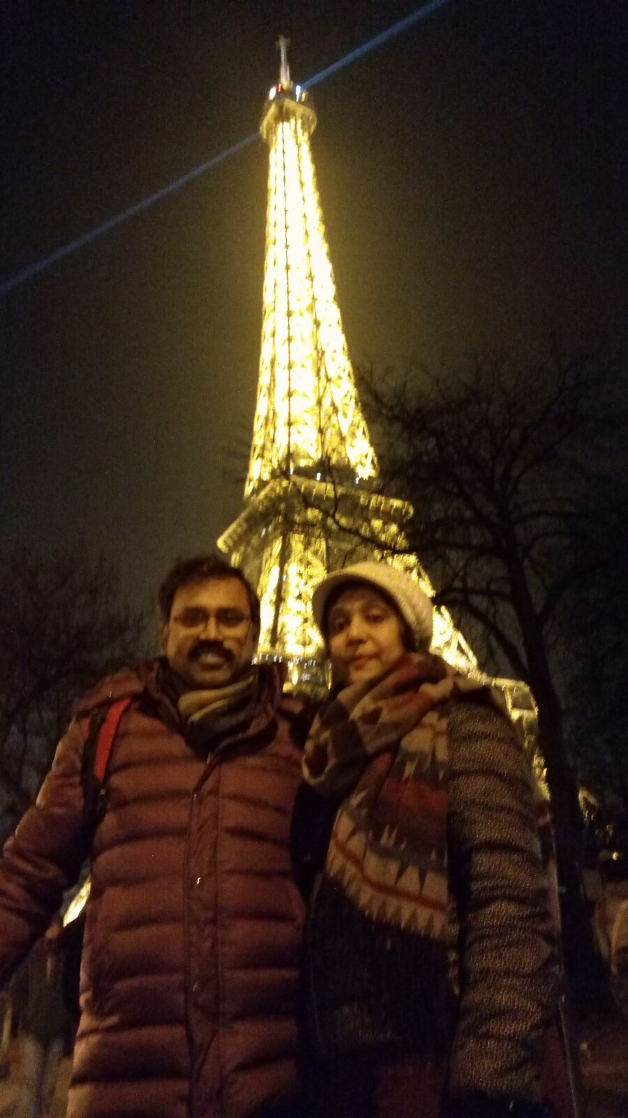 Me with my love @ Paris