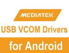Download Mediatek USB Vcom Drivers Windows 10