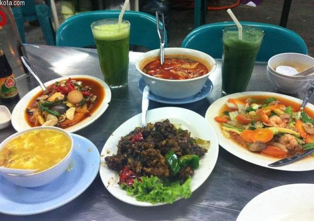 Wajir Seafood Medan