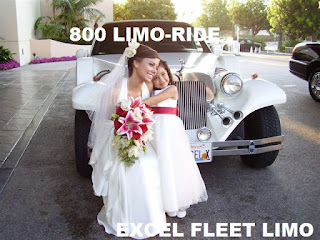 FANCY WEDDING LIMOS