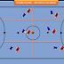 Exercício Lúdico para noção de espaço no Futsal