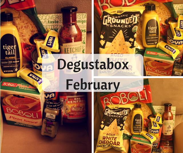 Degustabox February