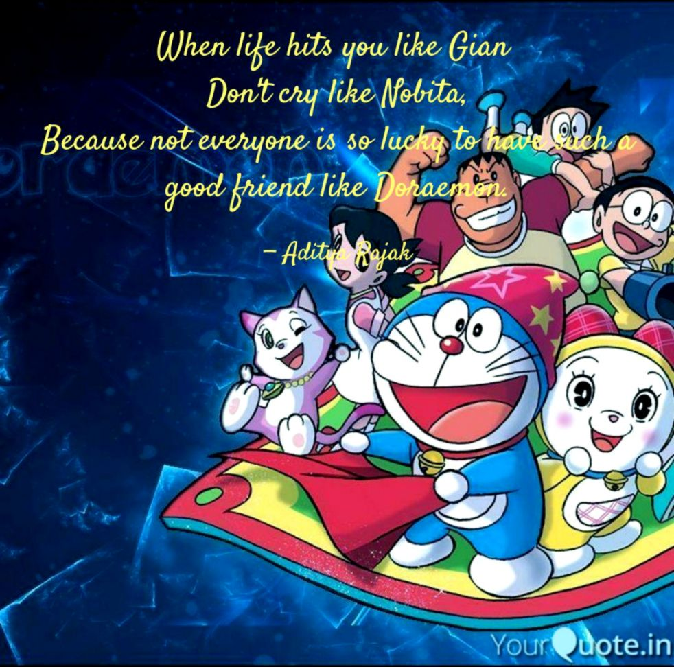 doraemon images funny quotes org