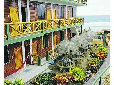 hoteles en la ruta del Spondylus en Ecuador