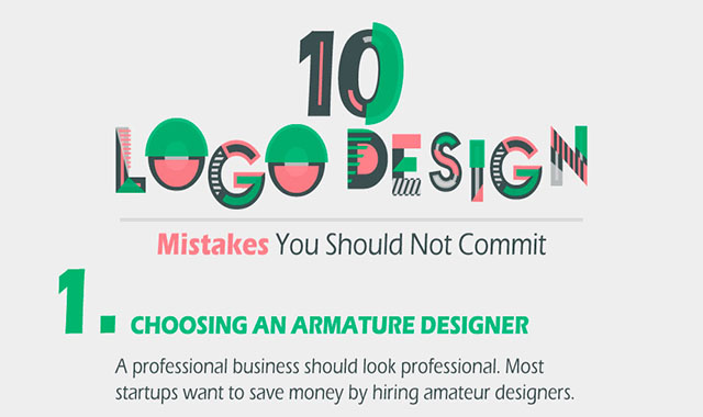 10 Logo Design Mistakes You Should Not Commit