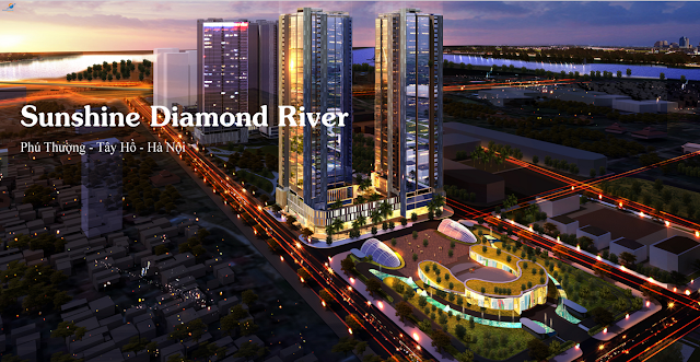Sunshine Diamond River Tây Hồ