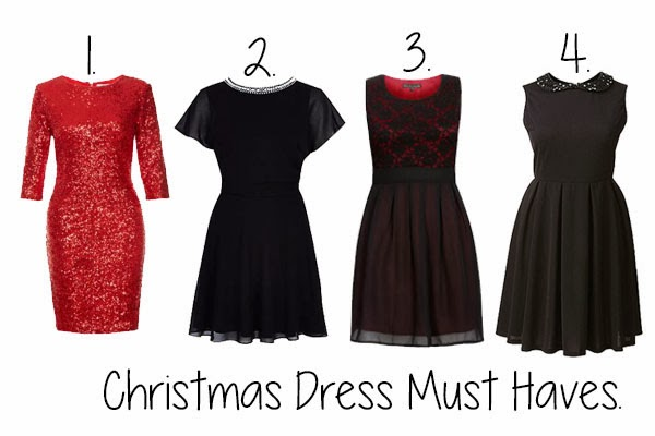 Blogmas Christmas Dress Must Haves. #2