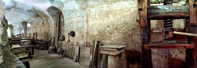 Museo della Carta em Amalfi