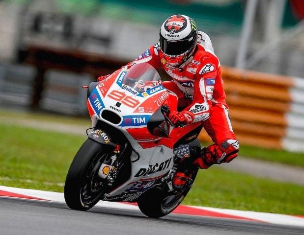 MotoGP Le Mans 2017 : Lorenzo punya peluang besar untuk naik podium, bersama Ducati ?