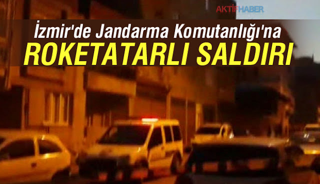 Επίθεση με ρουκέτες στην διοίκηση στρατοχωροφυλακής Σμύρνης