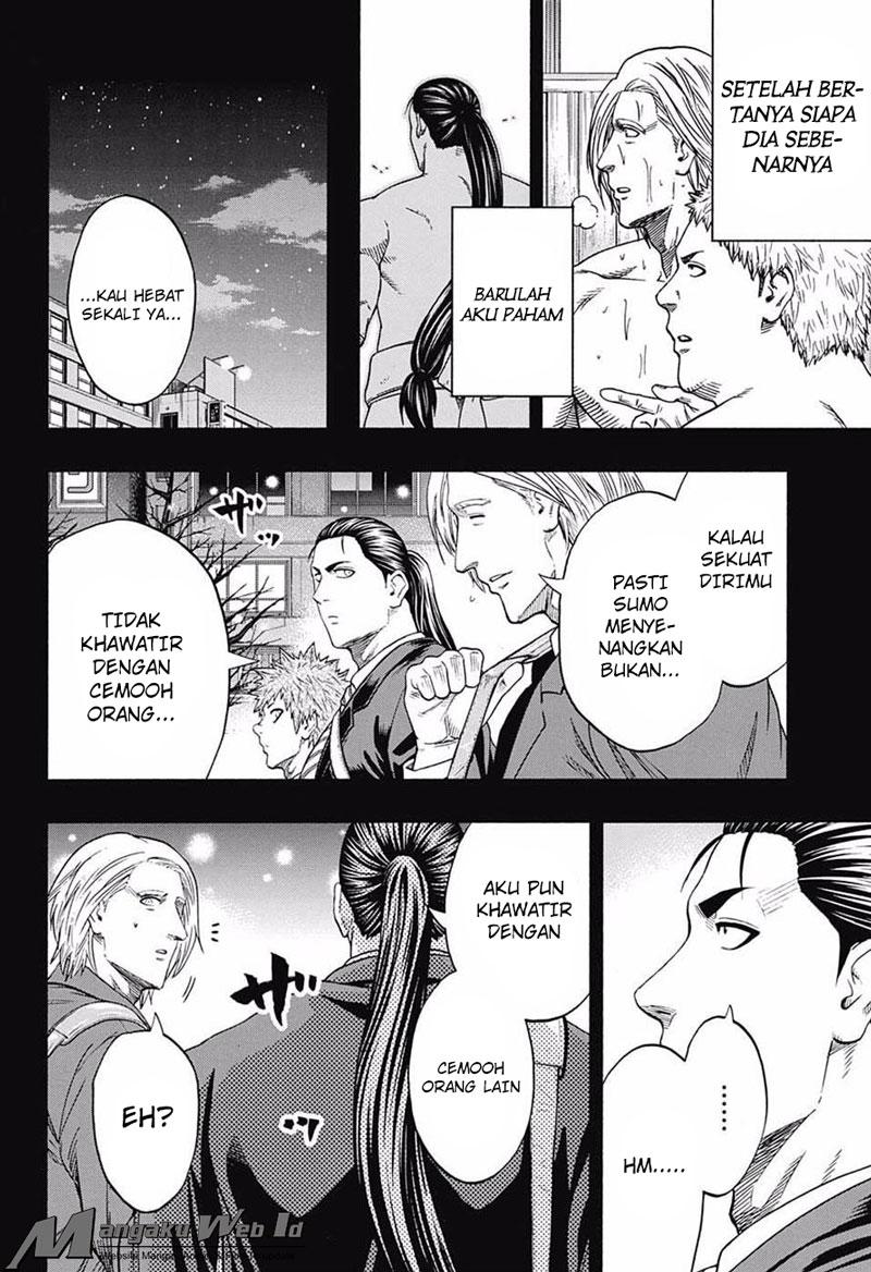 Hinomaru Zumou Chapter 144-4