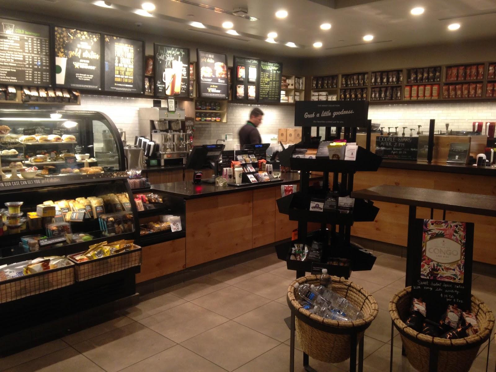 Starbucks South Coast Plaza ~ occinteriordesign