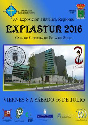 Cartel EXFIASTUR 2016