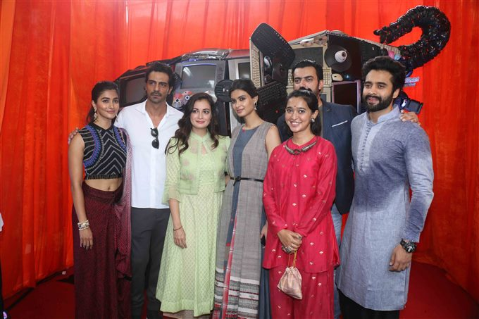 Bollywood Celebrities At Gajyatra Event Stills