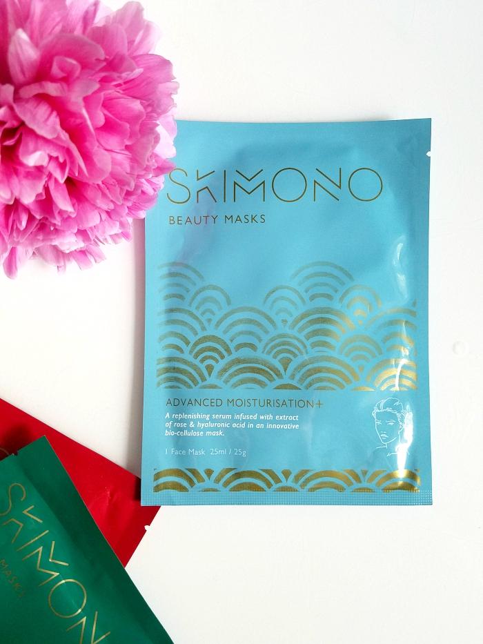Review: Skimono Advanced Moisturisation + Face Mask - 25ml - 18.00 Euro - Madame Keke Luxury beauty blog