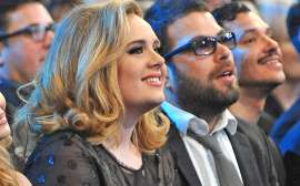Adele's Boyfriend Pulls Off The Best Anniversary Surprise