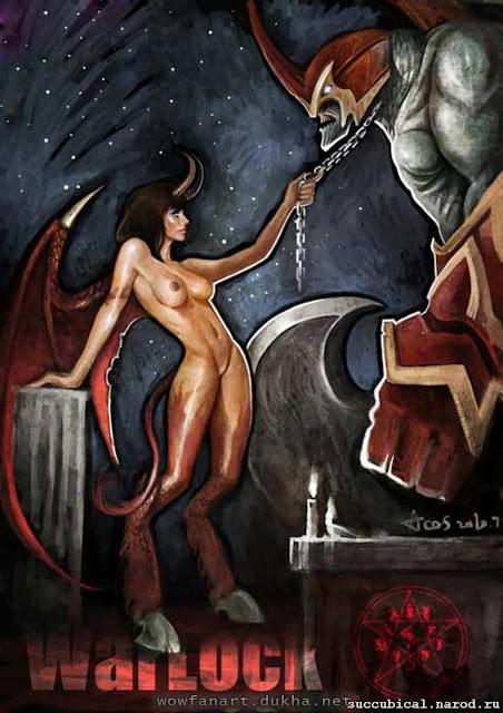 Суккуб и Демон