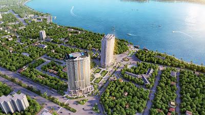 Thiết kế và Kiến trúc  dự án D'El Dorado Primium Tây Hồ