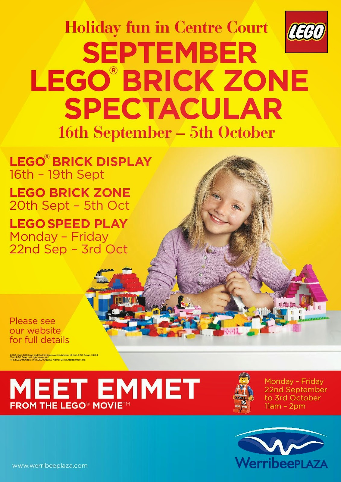 Lego Exhibition Hobart Oz Brick Nation Looking For Some Lego Fun These School Holidays