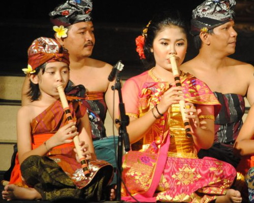 Tinuku.com Travel Yogyakarta Gamelan Festival brings traditional heritage and contemporary into cross-cultural musical works