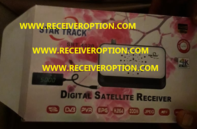 STAR TRACK SRT 4020 HD RECEIVER POWERVU KEY NEW SOFTWARE