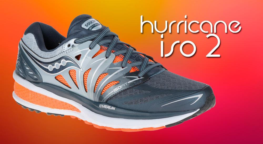 Saucony Hurrican ISO2