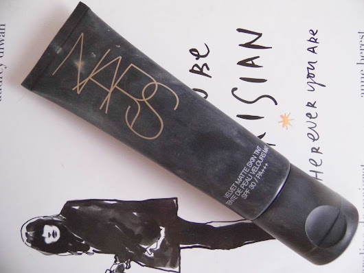 BEAUTY || Another NARS Base.