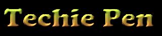 Techie Pen Logo