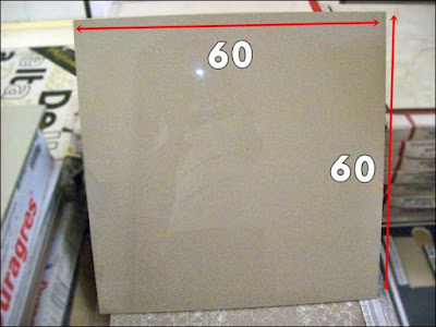 piso porcelanato de dimensão 60x60