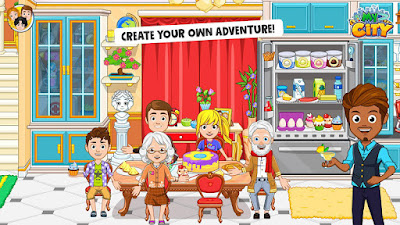 My City: Grandparents Home (PAID) APK Download