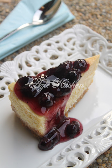 Creamy Cream Cheese Cheesecake