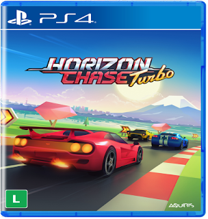 Review - Horizon Chase Turbo