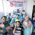 Majlis 1st Gathering EFG serba Turquoise