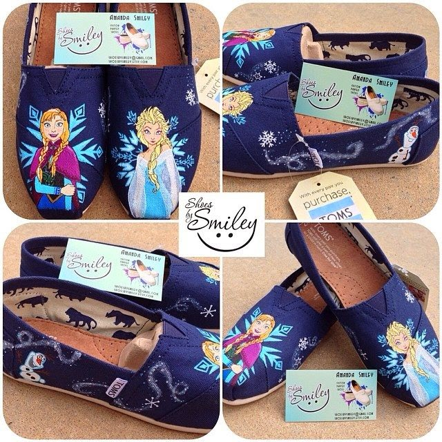f543a56afd6aa4 Sasaki Time  Elsa and Anna from Frozen get a visit from Shoes By Smiley!
