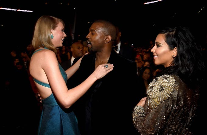 Taylor Swift won't attend 2016 MTV VMA because of Kanye & Kim K