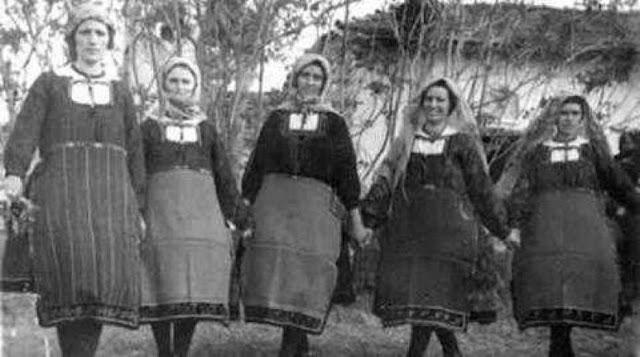 Οι Λαζαρίνες της Κοζανης..