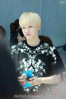 Suga of BTS (Bangtan Boys) Photos