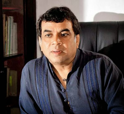 Paresh Rawal, Oh my god, Narendra modi biopic,