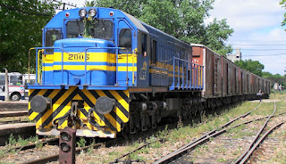 Uruguay invertirá US$550 millones para el ferrocarril que conecte a UPM con Montevideo