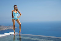 veronika istomina bikini swimwear models