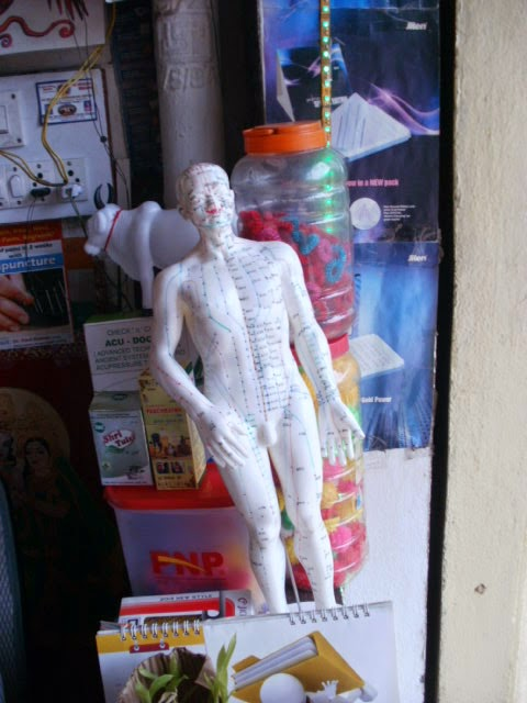 ACUPRESSURE HEALTH CARE SYSTEMS. Hyderabad