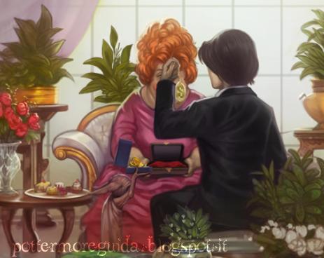 Harry Potter e il Principe Mezzosangue: Hepzibah Smith