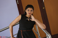 Khanishka new telugu actress in Black Dress Spicy Pics 38.JPG