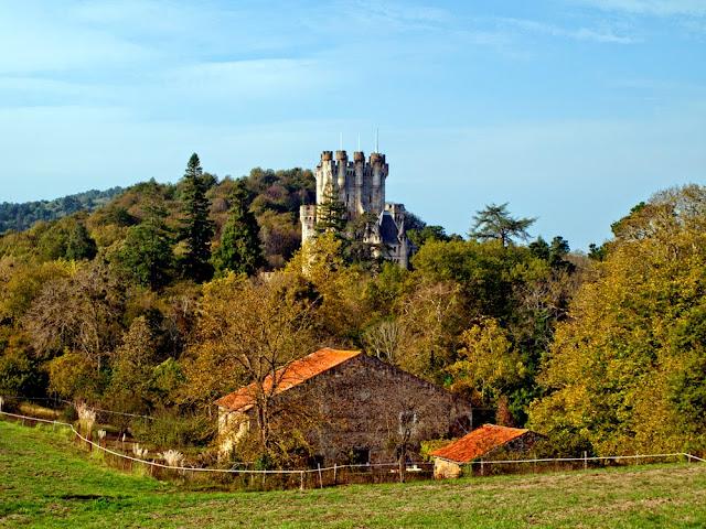 Castillo de Butron, comarca de Uribe