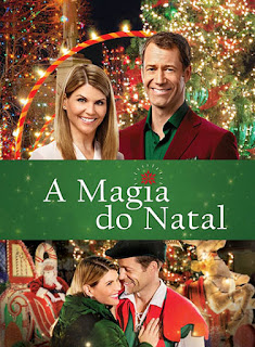 A Magia do Natal - HDRip Dublado