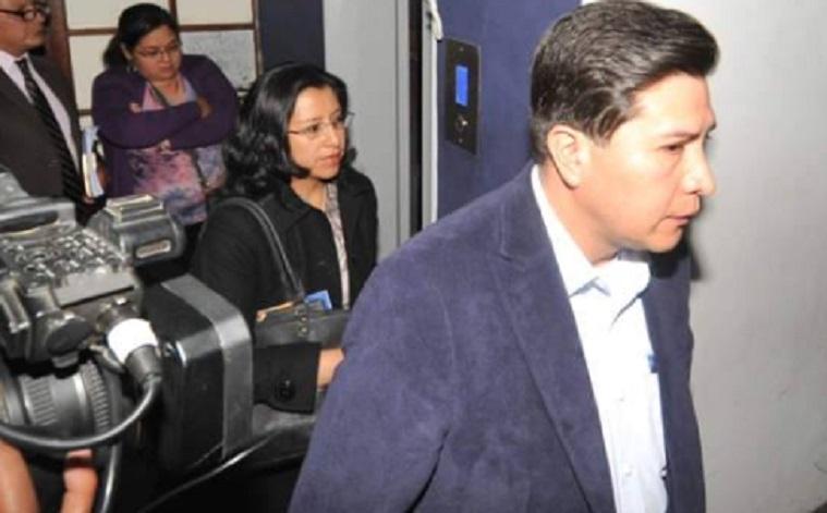 Guerreo y Mérida se presentaron a audiencia en la Fiscalía Departamental / FOTO ARCHIVO