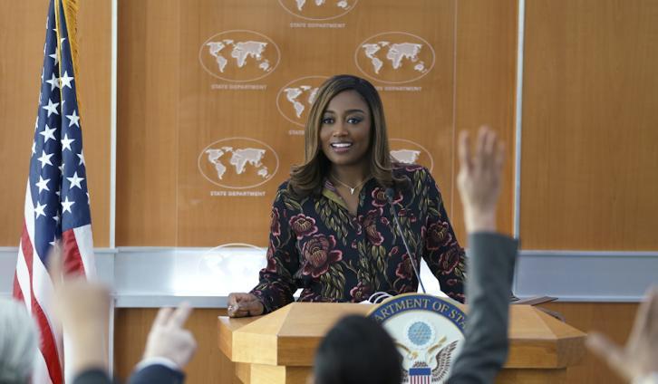 Madam Secretary - Episode 3.21 - The Seventh Floor - Promo, 4 Sneak Peeks, Promotional Photos & Press Release