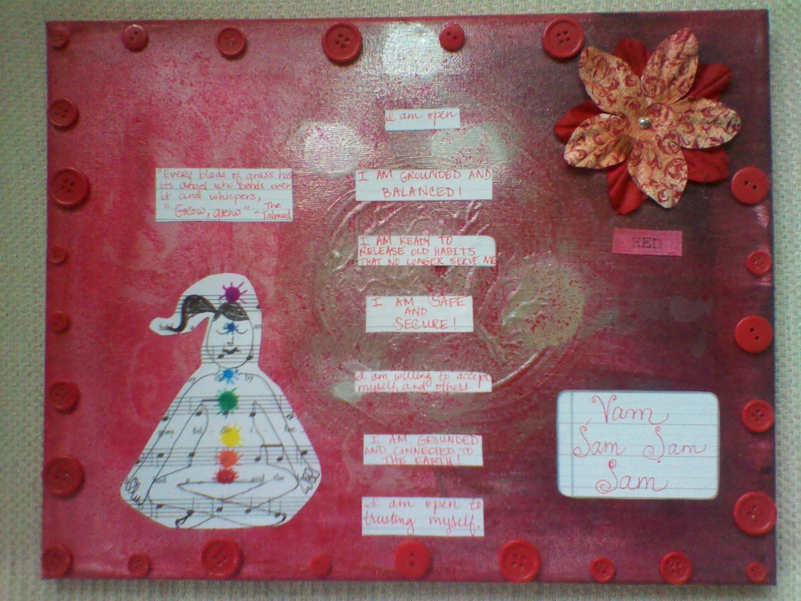 BREATH FLOW THRIVE : Chakra Journal Healing Series
