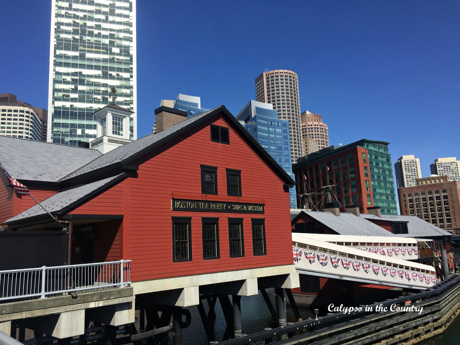 Boston Tea Party Museum - A Must See while in Boston!